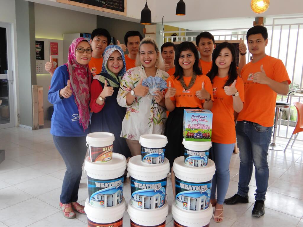 Kongkow Cafe - Batam Centre