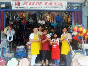 Uang Kaget Toko - Sun Jaya