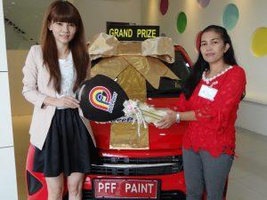 Grand Prize PFF Paint desember 2016