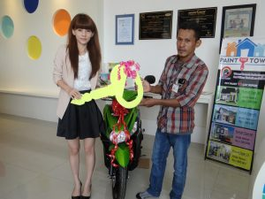 Lucky Draw PFF Paint desember 2016
