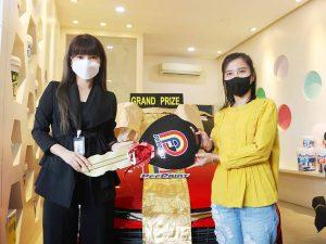 Pemenang Grand Prize 1 Unit Mobil